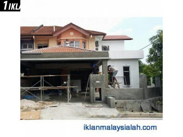 Tukang plumber dan cat rumah 0193602794 taman sri ukay